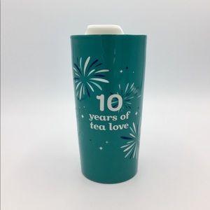 David's Tea 10 Year Anniversary Travel Mug